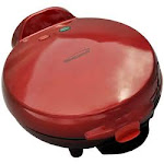 Forestgrass Brentwood Quesadilla Maker (Red)