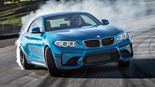 2017 BMW M2 Performance Edition offers stiffer suspension, 168-mph top speed