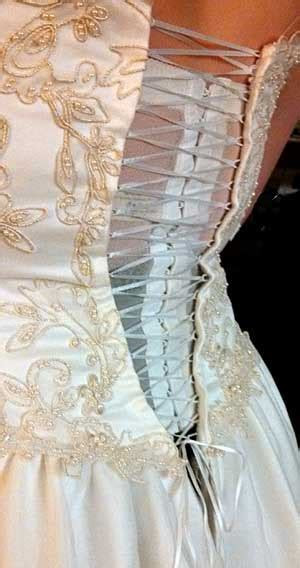 How To Fix A Wedding Dress That?s Too Small   Fimo Fanatic