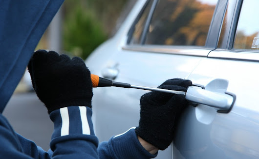 Protecting yourself against Vehicle Crime