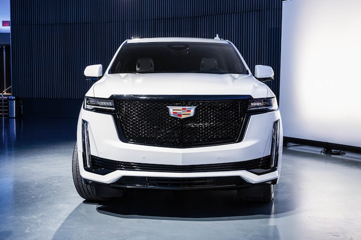 2021 cadillac escalade technology industry firsts for the