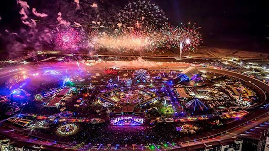 135K attend first night of EDC in Las Vegas