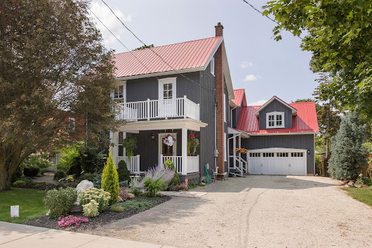 For Sale! a gorgeous home in Small Town Ontario