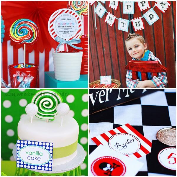 Birthday Party Themes For Boys Hgtv The Tomkat Studio Blog
