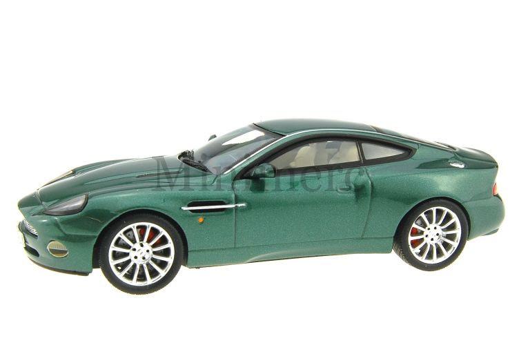 1 43 Aston Martin V12 Vanquish Diecast Model Minimerc