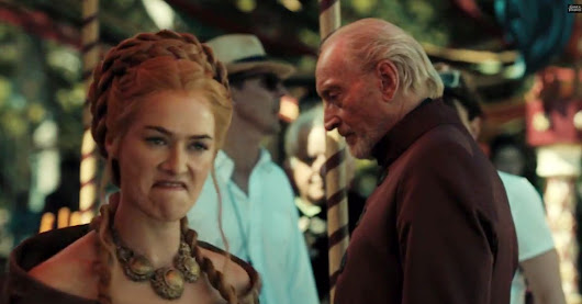 'Game of Thrones' Season 4 Bloopers Are Better Than the Purple Wedding