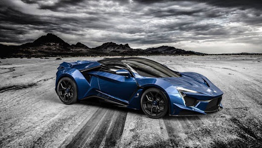 The Fenyr Supersport: The Lykan Hypersport's Beastlier Sibling