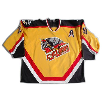 Cincinnati Cyclones 95-96 jersey