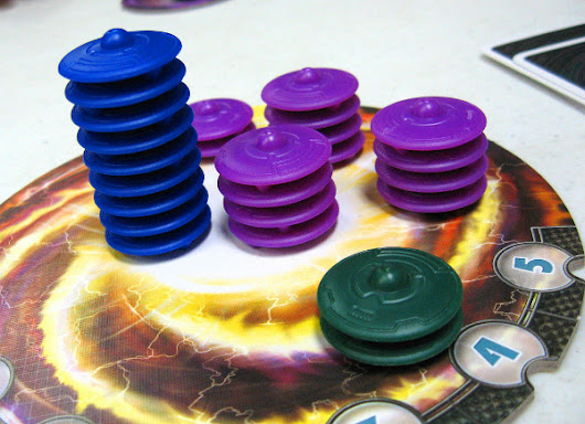 Gaming Materials: Cosmic Encounter