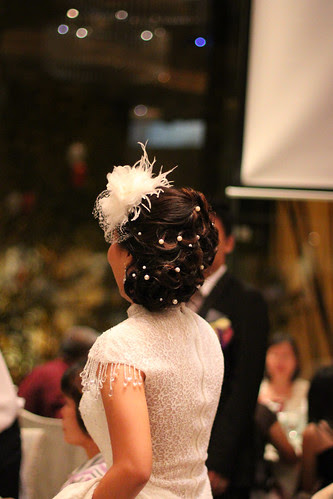 Sandy ~ Wedding Night