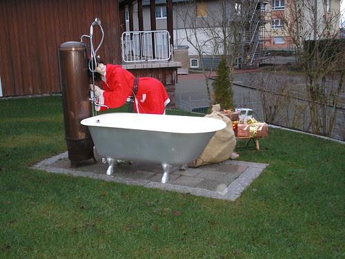 Santa's bathtub, Pfalzgrafenweiler