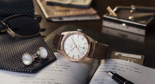 Introducing: The stunning Omega Globemaster | The Gentlemans Journal