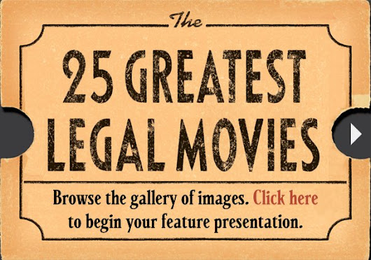 The 25 Greatest Legal Movies - ABA Journal
