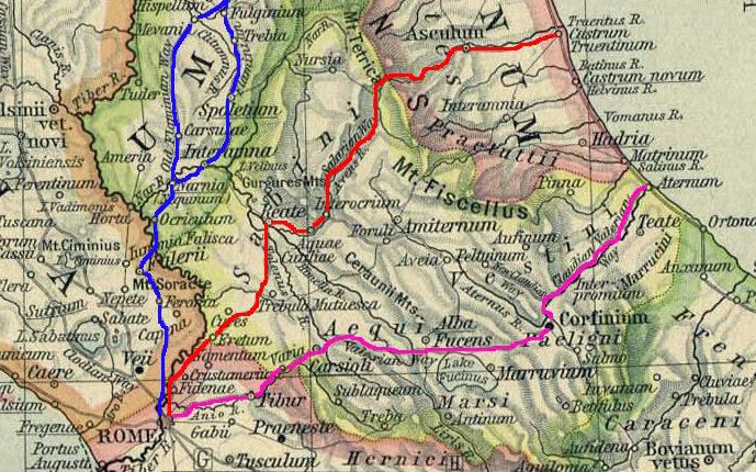 Fil: Viae Salaria Tiburtina map.jpg