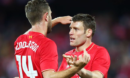 Milner: I want Hendo to captain the side in Basel