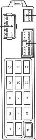 Diagram 1990 Mazda 626 Fuse Box Diagram Full Version Hd Quality Box Diagram Diagrammagenc Apd Audax It
