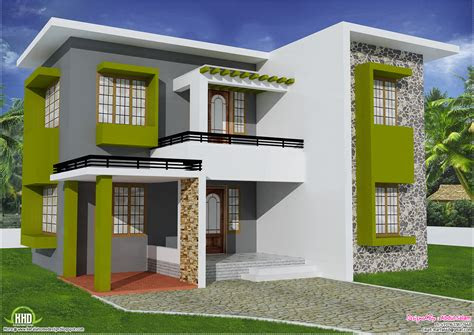 magnificent flat house design jpeg home plans