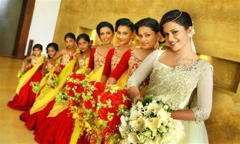 Flower Girl & Bridesmaid Dresses in Sri Lanka   Wedding