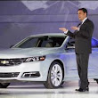 Drive On: GM prices new swoop-back Chevrolet Impala