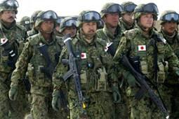 Nhật Bản, Trung Quốc, Giải thích Hiến pháp, Quyền tự vệ tập thể, Điều 9 Hiến pháp, bành trướng lãnh thổ, biển Đông, Hoa Đông, Senkaku, Điếu Ngư, Abe