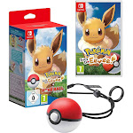 Pokmon: Lets Go, Eevee with Poke Ball Plus Video Game - Nintendo Switch