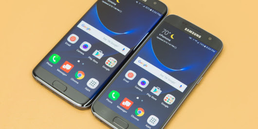 After almost five months, Android 7.0 Nougat arrives on the Galaxy S7