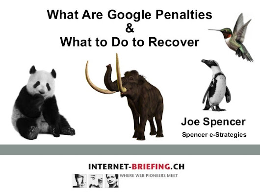 What Are Google Penalties and What to Do to Recover