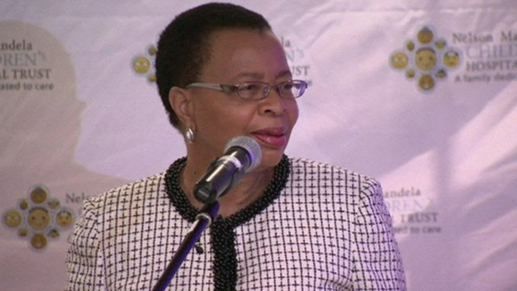 Nelson Mandela's wife: 'Although uncomfortable, he is fine ...