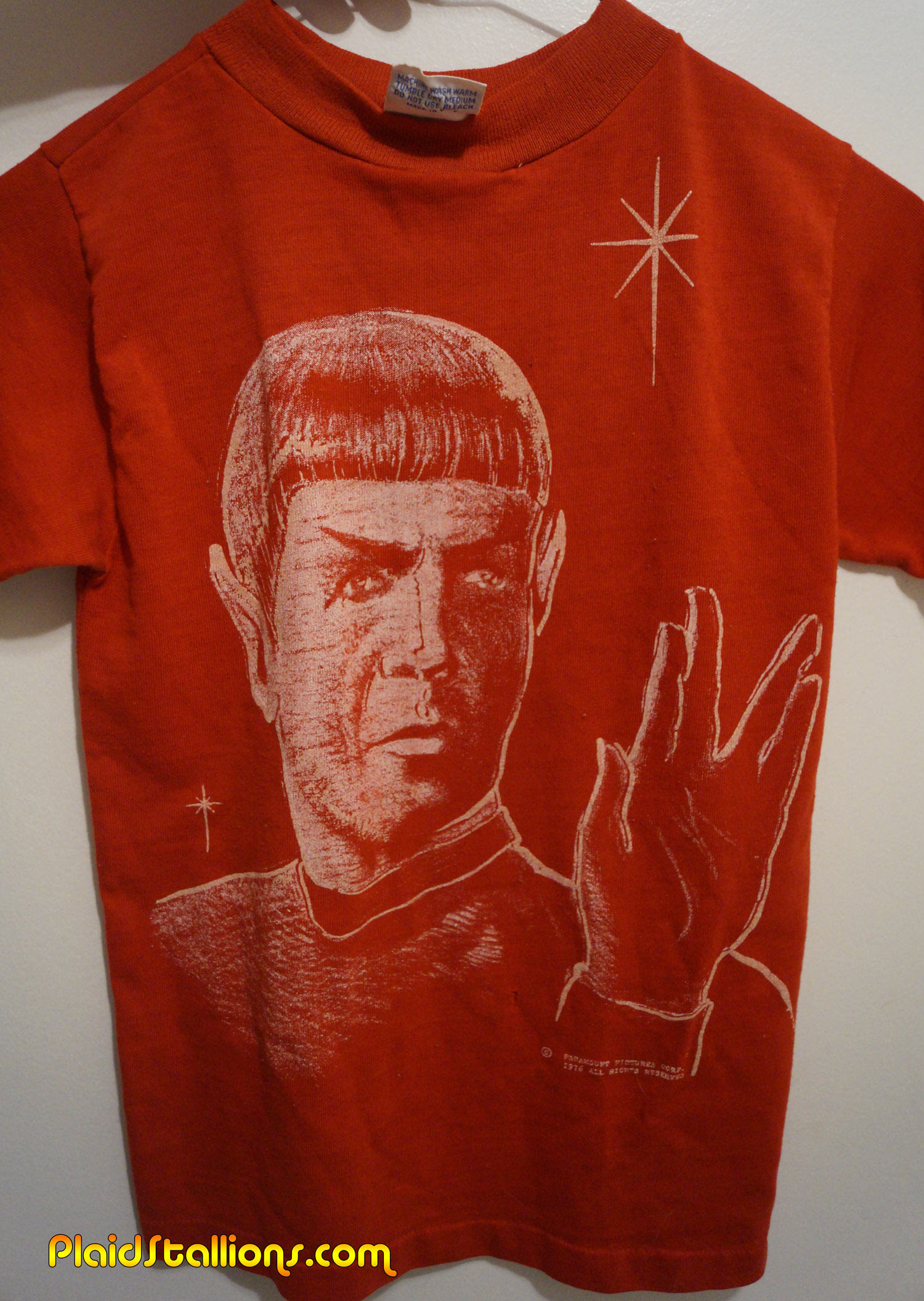 donmoor spock shirt