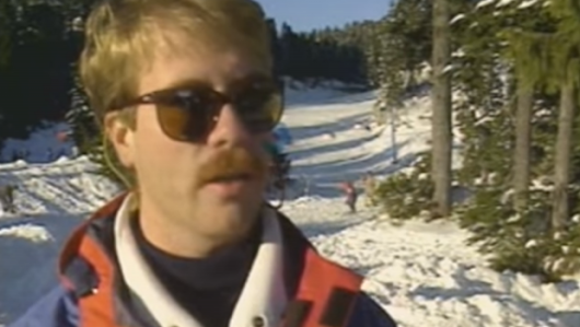 1985 Newscast of Skiers Hating on Snowboarders is Absurd