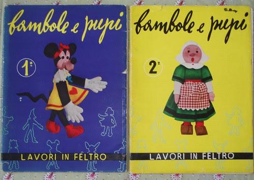 Italian craft magazines