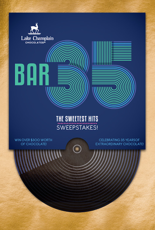 The Sweetest Hits Sweepstakes!
