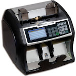 Royal Sovereign RBC-4500 - Banknote counter - counterfeit detection - automatic