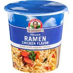 Dr. McDougall's Vegan Ramen, Chicken - 1.8 oz cup