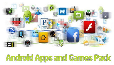 Top Paid Android Apps, Games And Themes Pack 2015