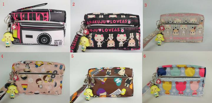 Cheap Cosmetic Bags - Best Cute Harajuku Lovers Cosmetic Bags