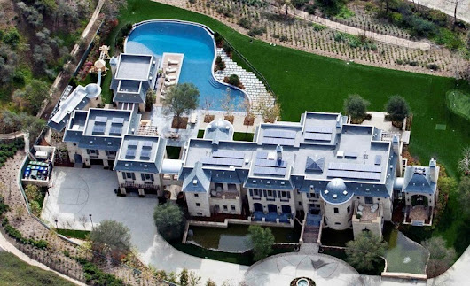 Get to Know the 20 Most Expensive Celebrity Homes in The World