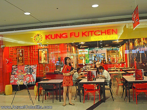 they style of kung fu kitchen is very unique i like their interiors and design and if you are a kung fu movie fanatic or bruce lee fan im sure that you - Kung Fu Kitchen