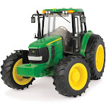Ertl John Deere Big Farm Tractor, 1:16 Scale