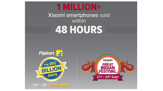 Xiaomi has sold over 1 million devices in just 48 hours