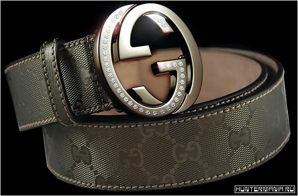 Cамый дорогой ремень, пояс в мире - Gucci