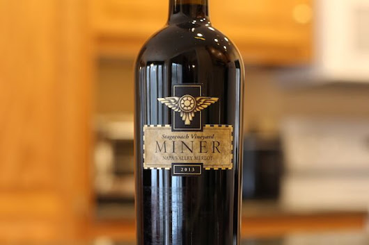 Miner Winery Stagecoach Vineyard Merlot - Honest Wine Reviews