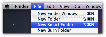 click-file-&-select-new-smart-folder