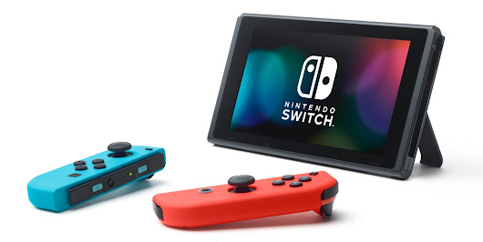 Nintendo switches on Switch pre-orders