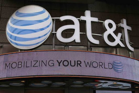 AT&T, Verizon Make Differing Bets as Wireless Growth Stalls  - WSJ