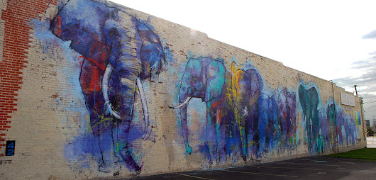42 Murals Seeks Artists to Create New Deep Ellum Works » Dallas Innovates