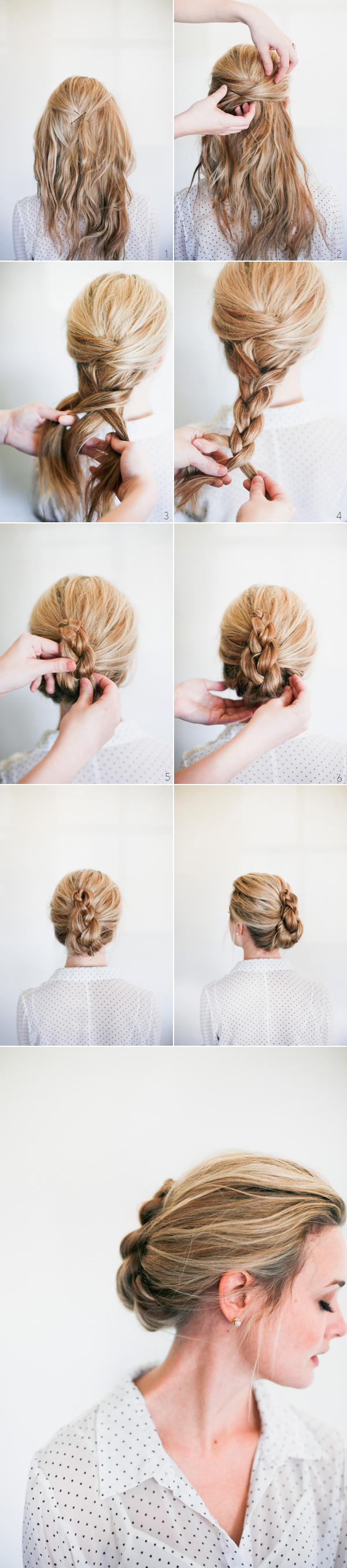 wedding hairstyles step by step instructions best