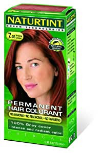 Amazon.com : I7.46, Copper Arizona Naturtint Permanent Hair Color : Chemical Hair Dyes : Beauty