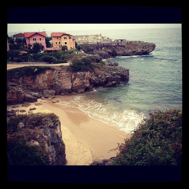 Playa de Puertu Chicu