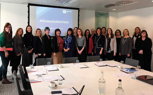 Women in Maritime Charter to be launched next week